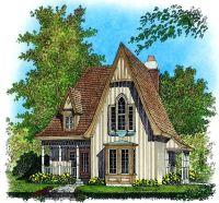European House Plan 86045