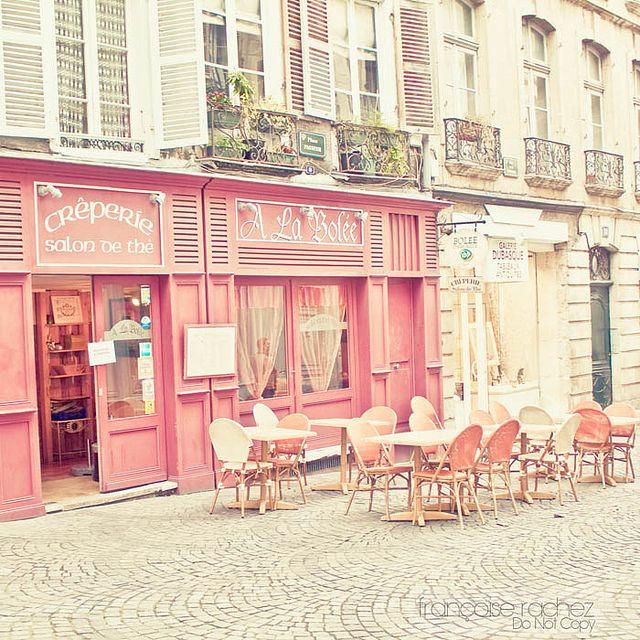 Paris- La Crêperie