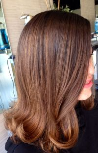 natural hair color level 5 hair color level 7