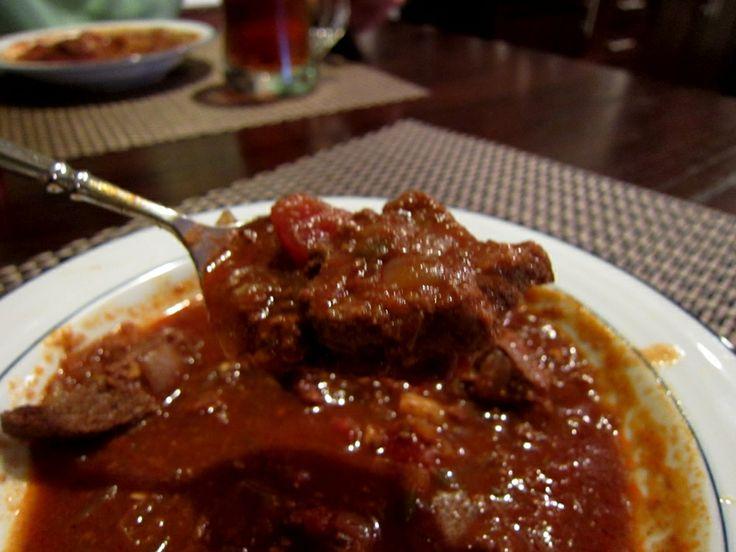 authentic texan chili recipe creamty recipes all food recipe
