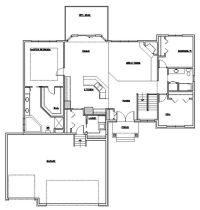 Rambler House Plans   Joy Studio Design Gallery - Best Design