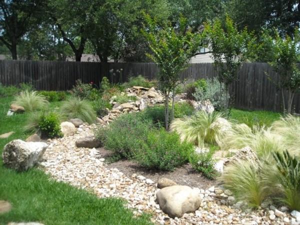 2 landscaping backyard