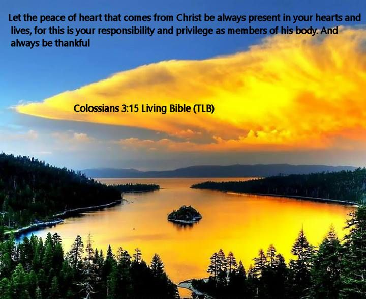 Colossians 3.15 Living Bible (TLB)