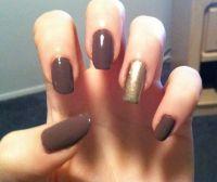 Fall nails | Nail Ideas | Pinterest