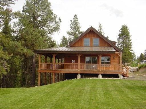 Idaho cabin rentals mccall