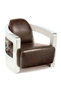 Aviator Chair Espresso / Industry West