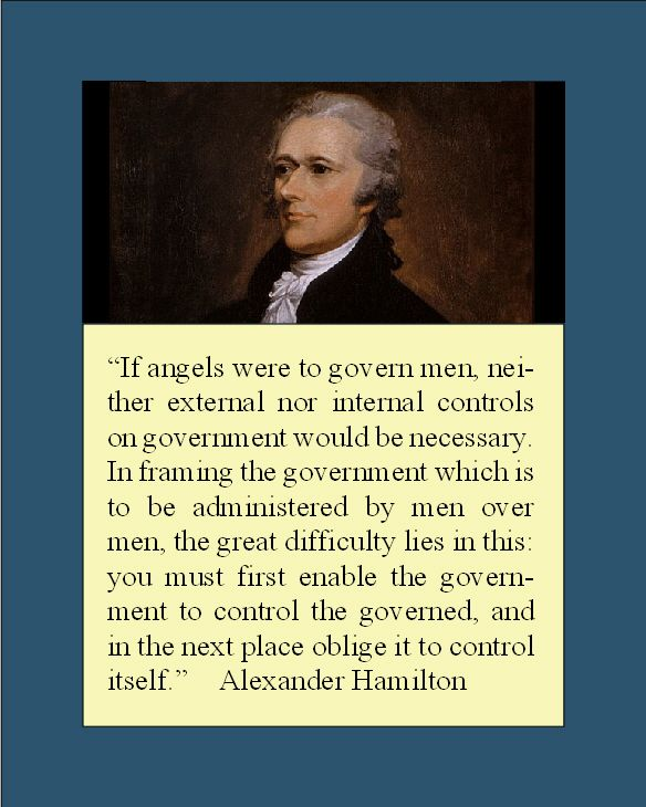 Quotes From James Madison Federalist
