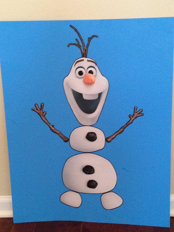 Olaf Snowman Doctor