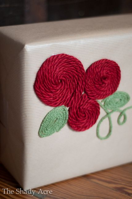 cuerdas-para-envolver-regalos-de-navidad