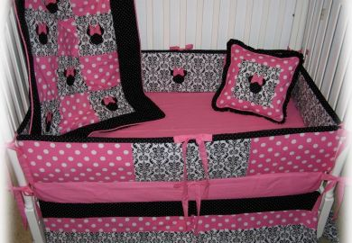 Girls Bedding Red
