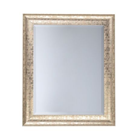 Pewter Mirror 30x36 at Kirklands  for my apartment now
