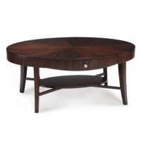 Round coffee table at Joss and Main | favorites. | Pinterest