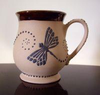 Mug - Coffee Cup - Dragonfly - Unique Mug - Latte Cup