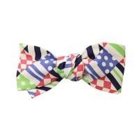 Silks Bow Tie | Derby Day | Pinterest