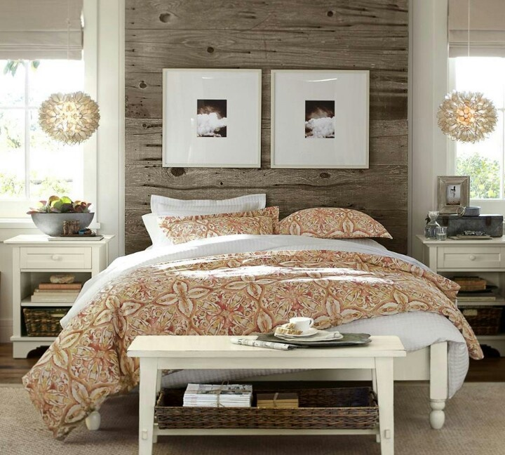 Love this bedroom by pottery barn  Interior Design