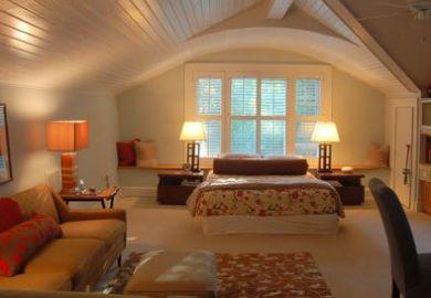 Attic Bedroom Designs Attic Bedrooms Bedroom Decor Bedroom