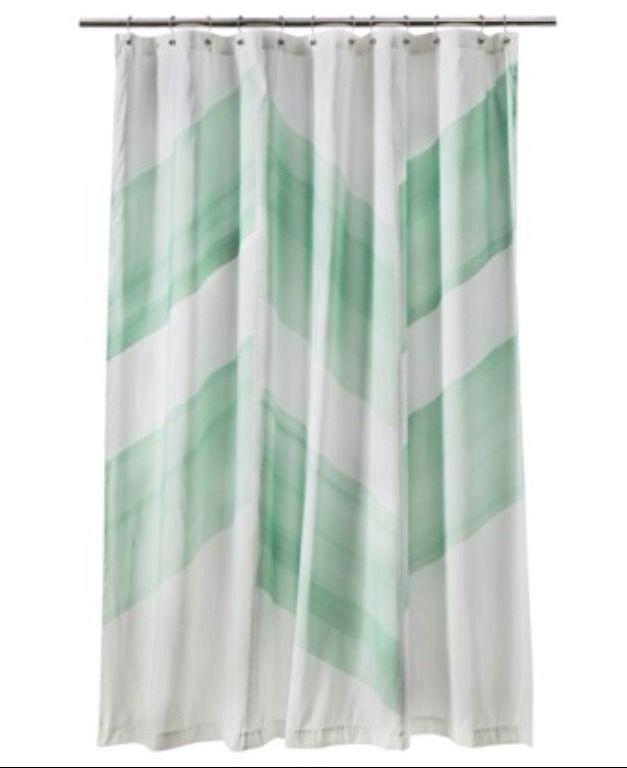 Nate Berkus Shower Curtain