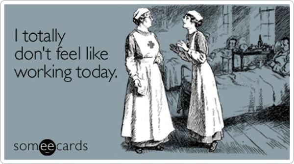 Most Fridays. Or Mondays. Some Wednesdays too.