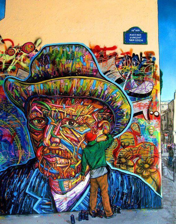 "Artist: ""NOWART"" Arnaud Rabier"