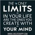 Limits motivational quotes pinterest
