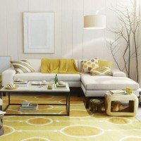 West elm | HOME - Luscious Living Rooms | Pinterest