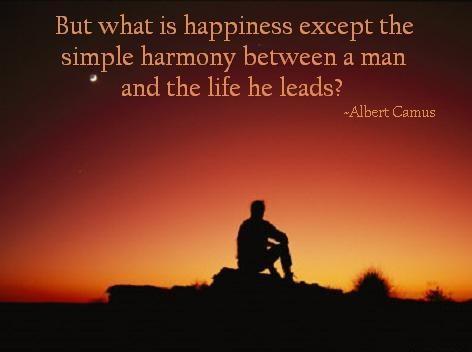 Camus happy