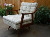 Mid Century Paoli Rocking Chair 1960s