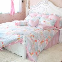 Orchid Girls Kids Bedding | Juniper's Bedroom and Playroom ...