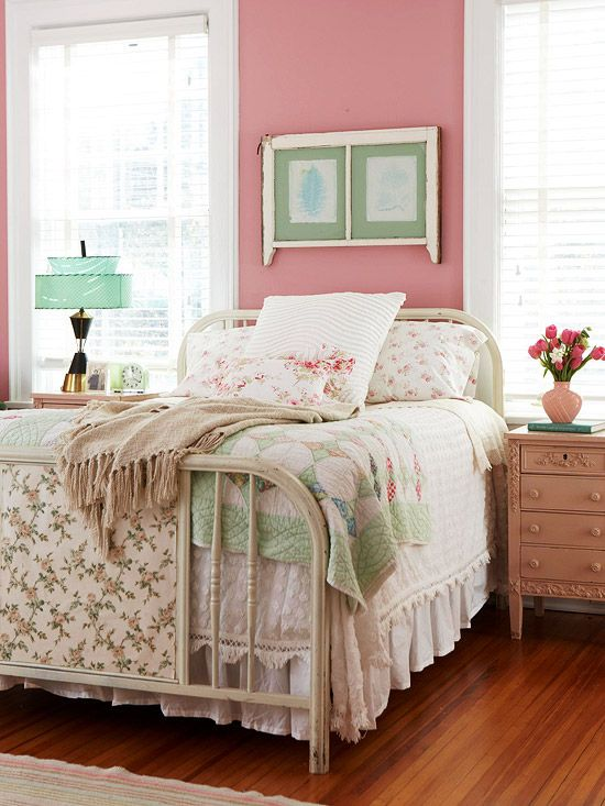 if I had to do pink in my daughter's room...