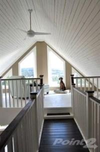 vaulted beadboard ceiling | Lofty Ideas | Pinterest