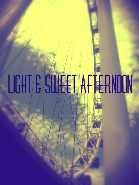 http://8tracks.com/flasmana/light-sweet-afternoon