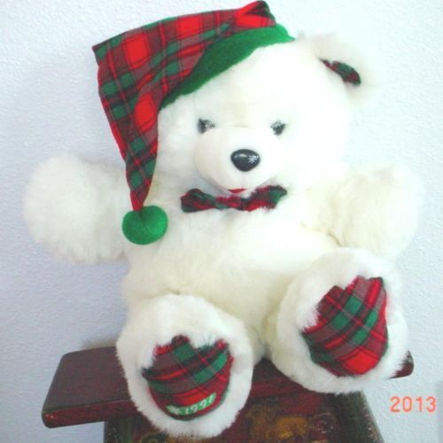 Christmas Teddy Bears Walmart