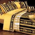 Versace black medusa bedding set dream home ideas pinterest
