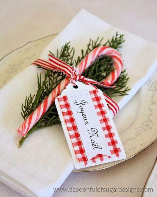 ideas decoracion mesa navidad.