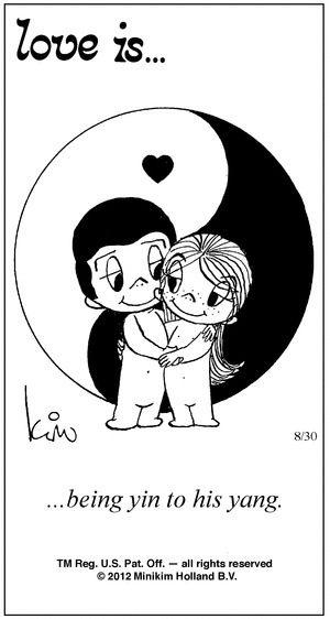 Yin And Yang Quotes Love