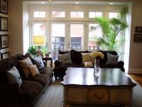 COOK ARCHITECTURAL Design StudioWall of French doors with ...