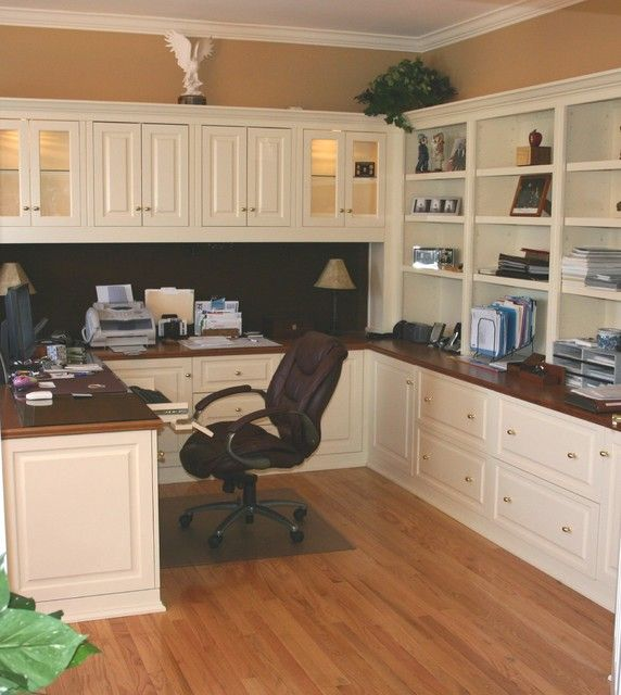 Home Office Built