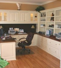 Home Office Built-Ins | Home Office | Pinterest