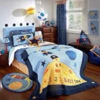 Space theme bedding | space theme | Pinterest