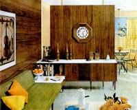 '60s living room   Interiors   Pinterest