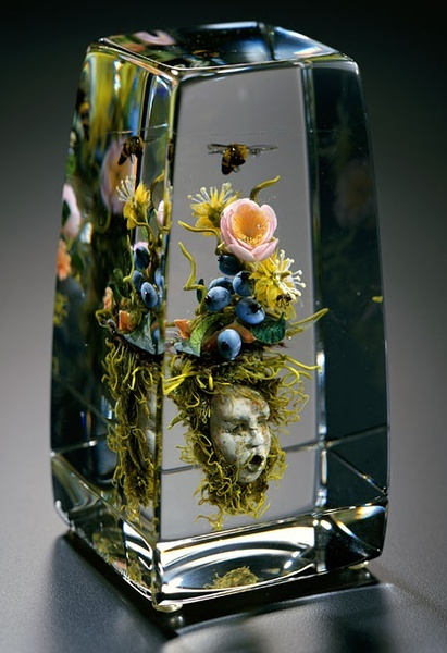 现代家居玻璃器具