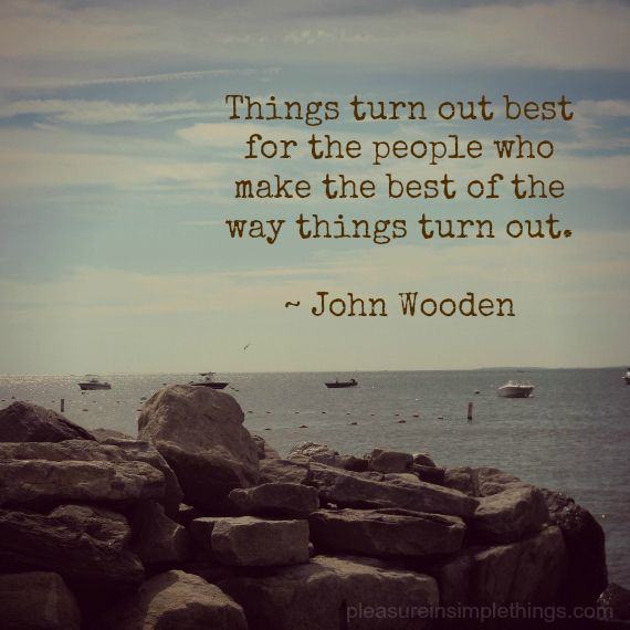 John Wooden quote   #quotes -------------For more happy, visit my blog: www.jensetter.com-------------