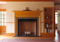 Rumford Fireplace | New England Farmhouse | Pinterest