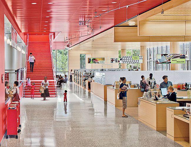 Cambridge Public Library  449 Broadway, Cambridge MA