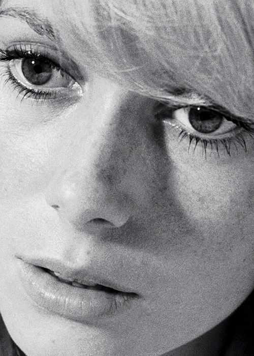 "Catherine Deneuve in ""Repulsion"" 1965"