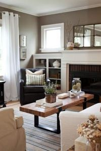Taupe Fedora by Benjamin Moore | For the Home | Pinterest