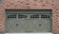 Ranch Style Garage Door   Garage door   Pinterest