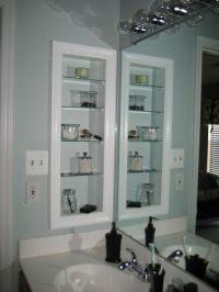 girl meets home: DIY: Medicine Cabinet   Bathroom   Pinterest