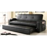 Vinyl Trundle Sofa | I want one | Pinterest