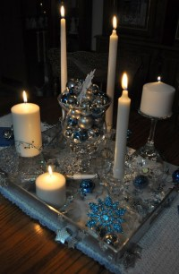 New Year's Eve Table Centerpiece | Party Ideas | Pinterest